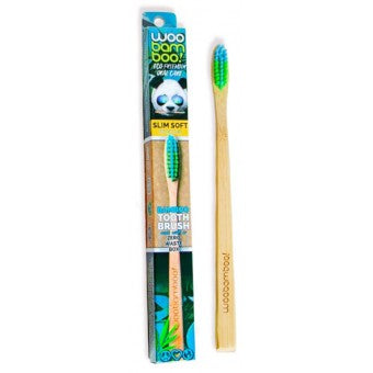 Woobamboo Slim handle toothbrush –  Soft