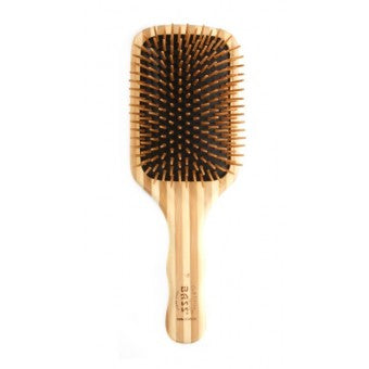 Large Paddle Bass Brush