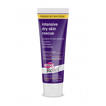 Hope's Relief Intensive Dry Skin Rescue Cream