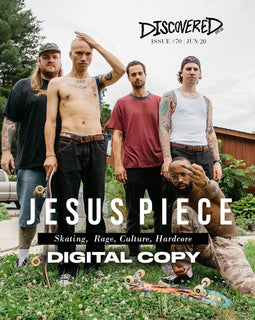 ISSUE #70 - JESUS PIECE & NOVA TWINS - DIGITAL COPY