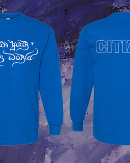Citizen X DSCVRD Limited Edition Longsleeve