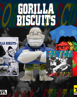 LIMITED EDITION Gorilla Biscuits Start Today Bundle