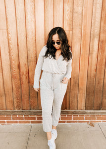 Dress Down Jumpsuit