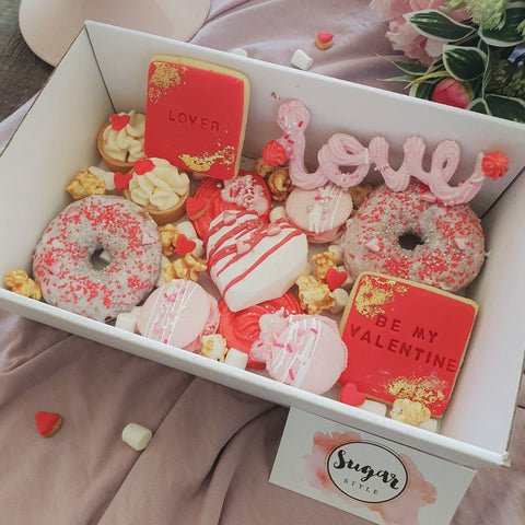 Dessert Box - Valentines Day Theme