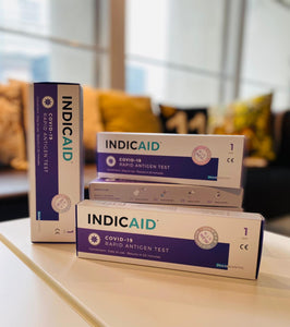 INDICAID COVID-19 IGM/IGG RAPID TEST (50 Pieces)