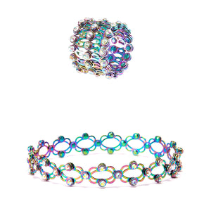 2 In 1 Magic Ring and Bracelet