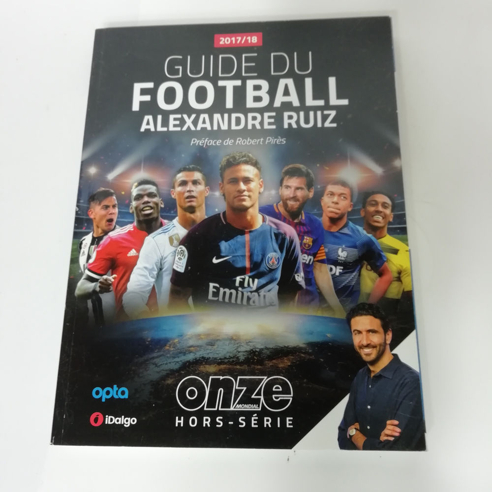 Guide du Football Alexandre Ruiz