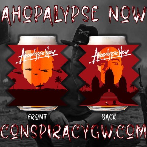 Ahopalypse Now 16oz Can Glass - PreOrder