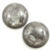 Polaris Cabochon 7mm Jais Dark Taupe