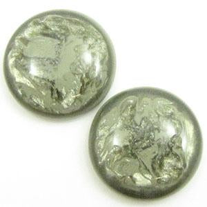 Polaris Cabochon 7mm Jais Agave