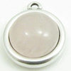 Cabochon Rose Quartz 12mm