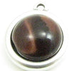 Cabochon Red Tiger Eye 12mm