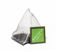 Load image into Gallery viewer, Green Tea 15 Plant Based Prism Tea Bags