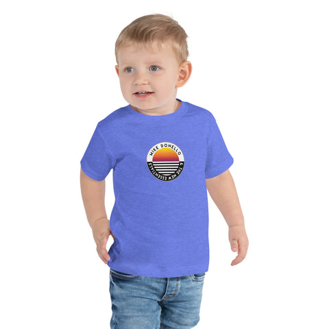 Toddler Pemium Tee - Bella + Canvas 3001T - Mike Donello