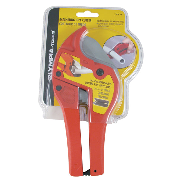 RATCHETING PIPE CUTTER