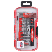 Load image into Gallery viewer, 15 PC HOBBY KNIFE SET