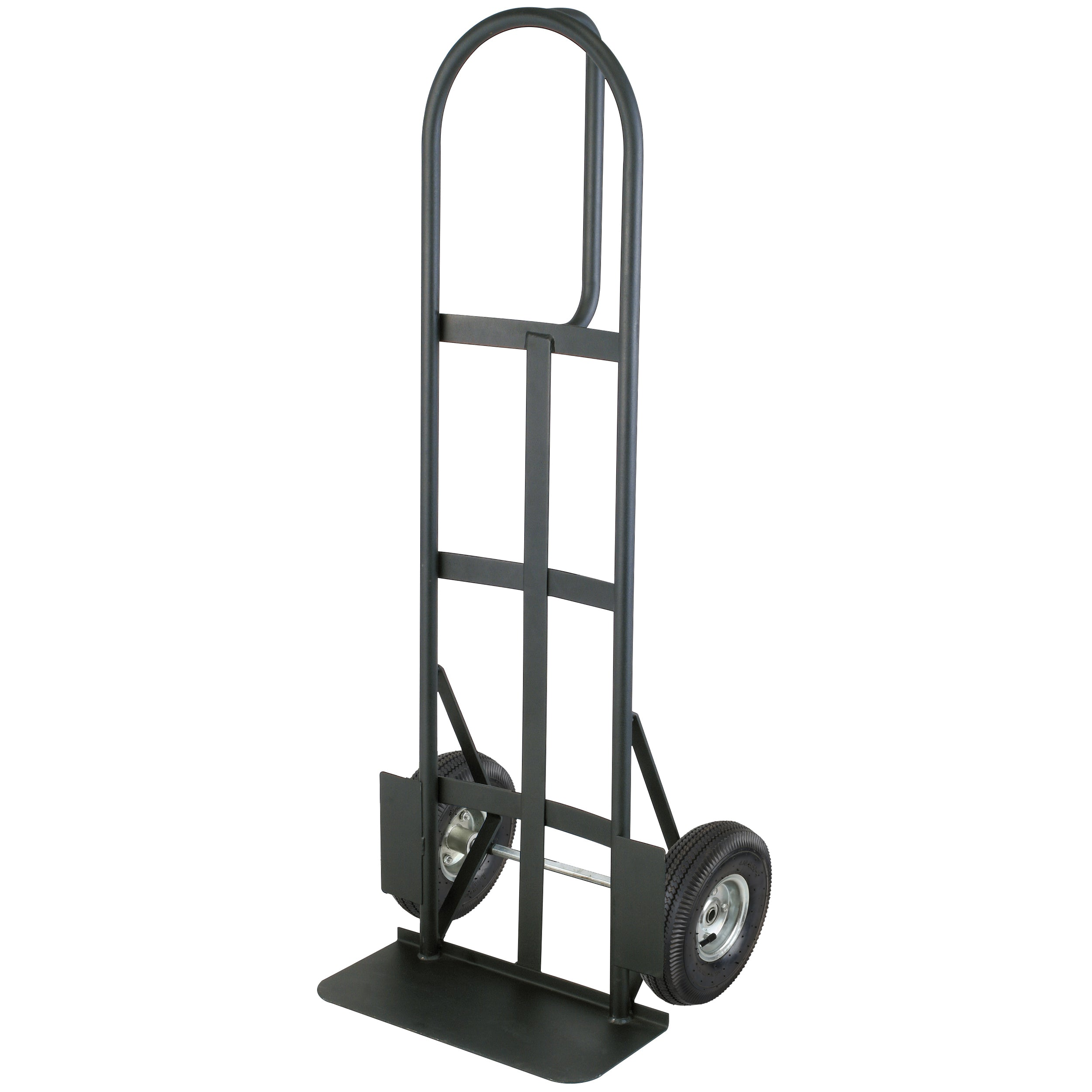 800LB HAND TRUCK, PNUEMATIC WHEELS