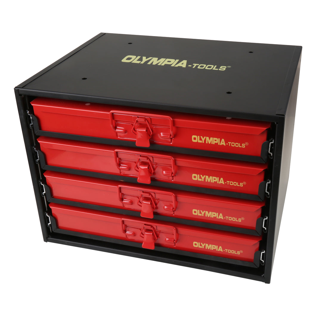 4 DRAWERS 2500 HARDWARES ORGANIZER