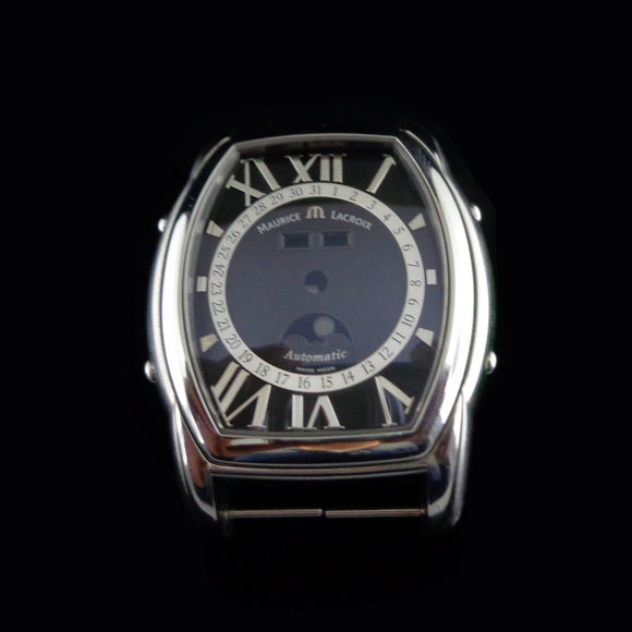 Maurice Lacroix case with dial