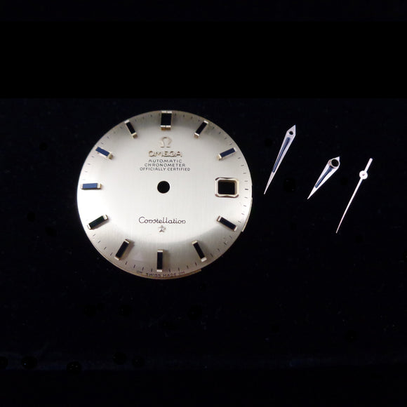 Omega Constellation dial and hands for 561 movement