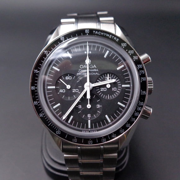 Omega Speedmaster professional chronograph Ref 311.30.42.30.01.006 – 1/27/2021 – Full set