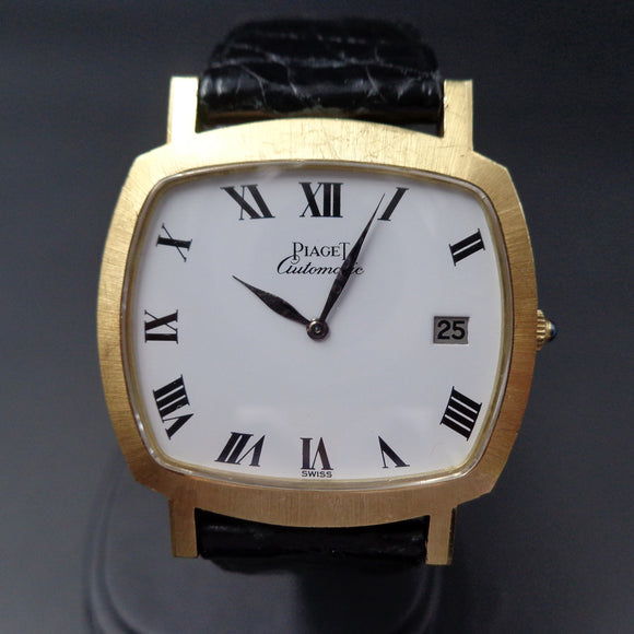 Piaget reference 13731 in yellow gold with caliber 12PC1 from the 1960's - Serviced