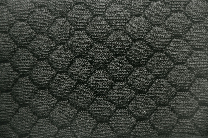Our HexaShock Padded Socks - Up Close