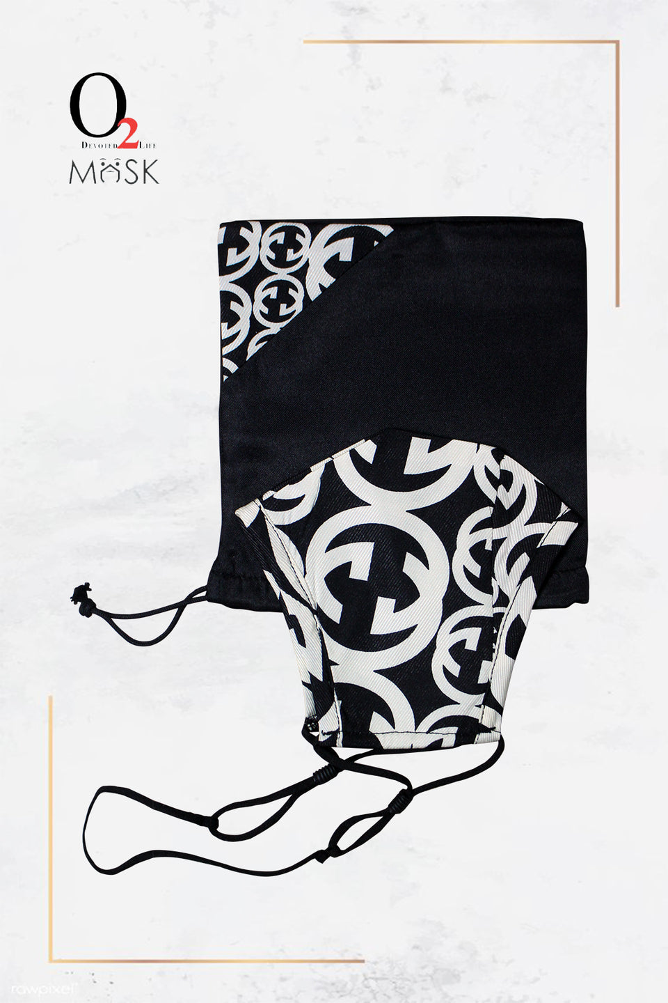 Premium Mask with Bag