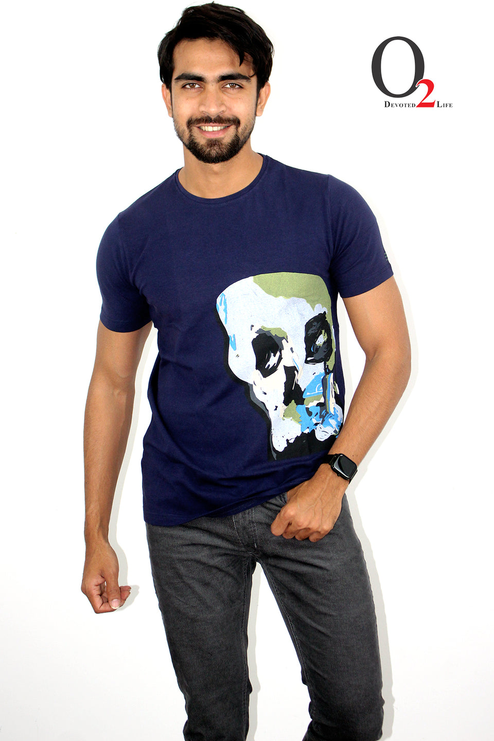 Men's Navy T-Shirt