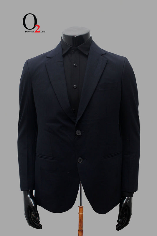 Men's Dark Blue Blazer