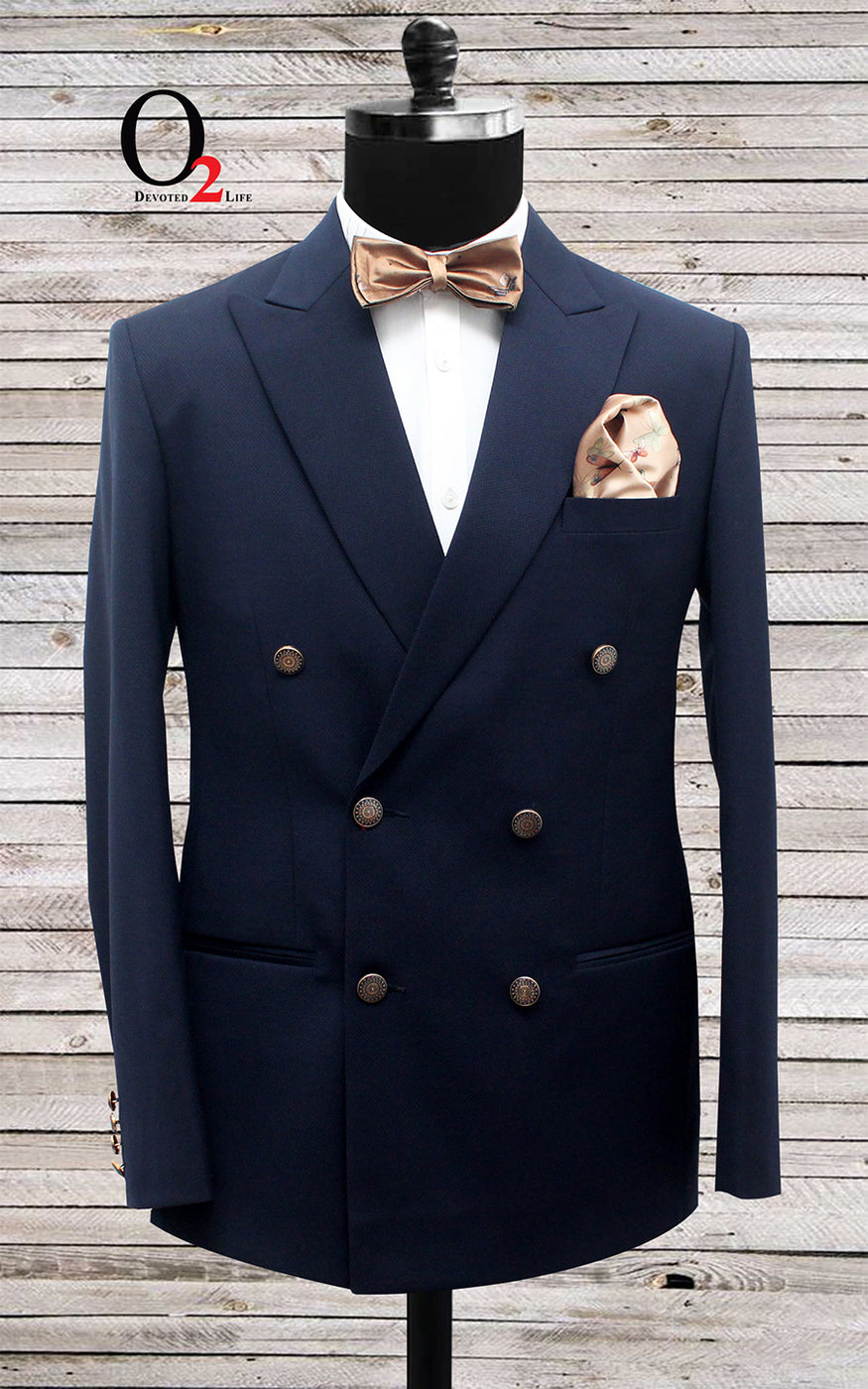 Navy Blue Suited & Booted