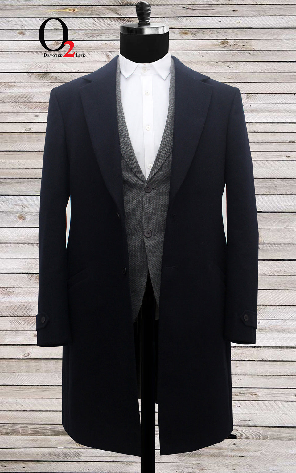 Over Coat Complete Suit