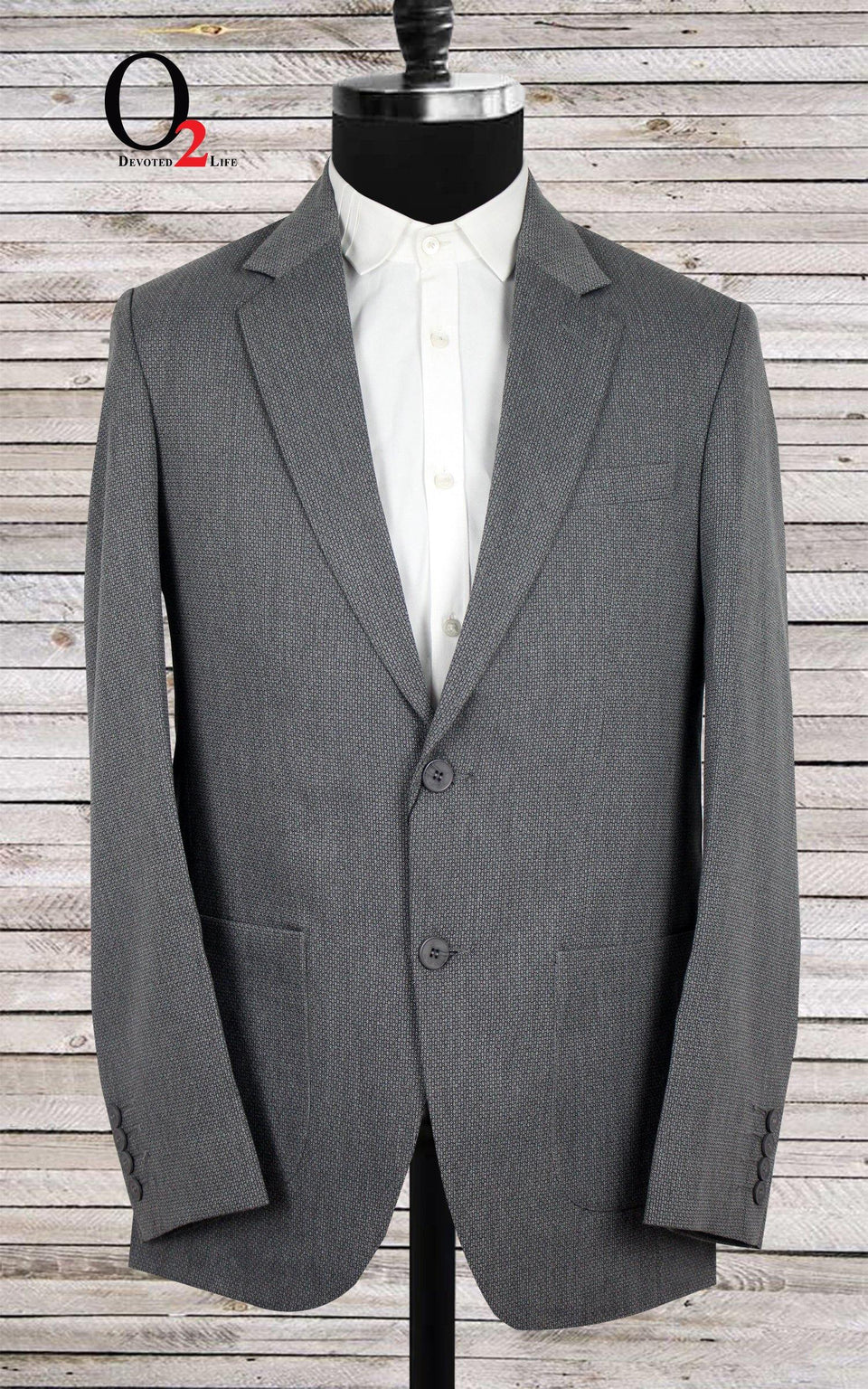 Ash Mini Diamond Blazer