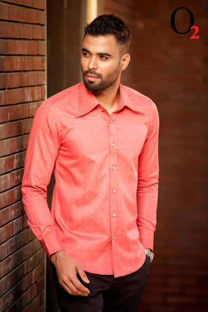 Men's Light Orchid Shirt