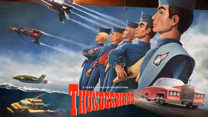 Thunderbirds Kits are Go!