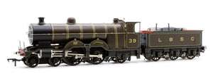Bachmann 31-910 H1 Class Atlantic No. 39 'La France' LBSC Lined Umber
