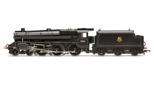 Hornby R3385TTS Class 5MT Black 5 45116 BR Black Early Emblem (TTS Sound Fitted)