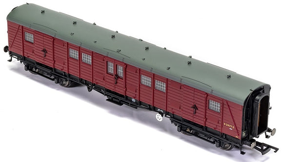 Hornby R60021 BR GBL Luggage Van No.S2477S