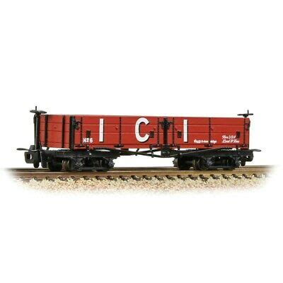 393-056 Bogie Open Wagon 'ICI' Red