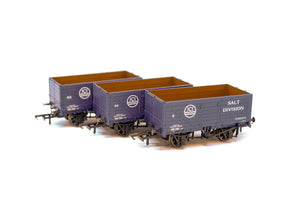 OR76SPE010 GV6020 3 Pack 7 Plank Open Wagon ICI Salt