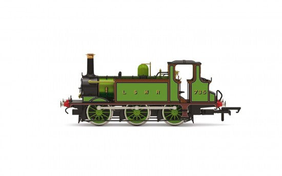 R3846X LSWR 0-6-0 Terrier 735 Era 2 DCC Fitted