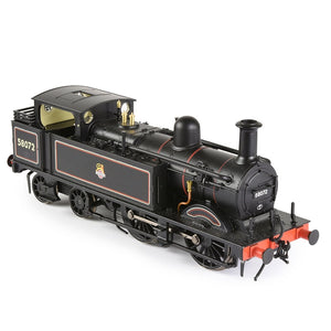 31-742 MR 1532 Class 58072 BR Lined Black Early Crest