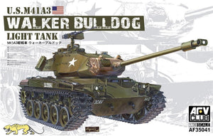 AF35041 USM41A3 Walker Bulldog light tank