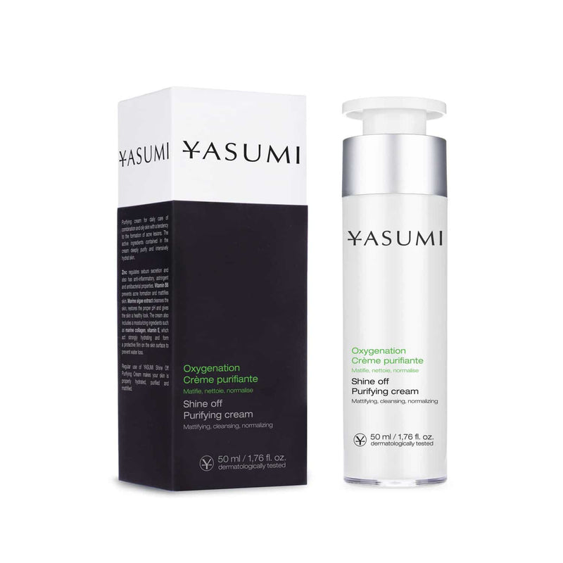 Shine Off Purifying Cream YASUMI