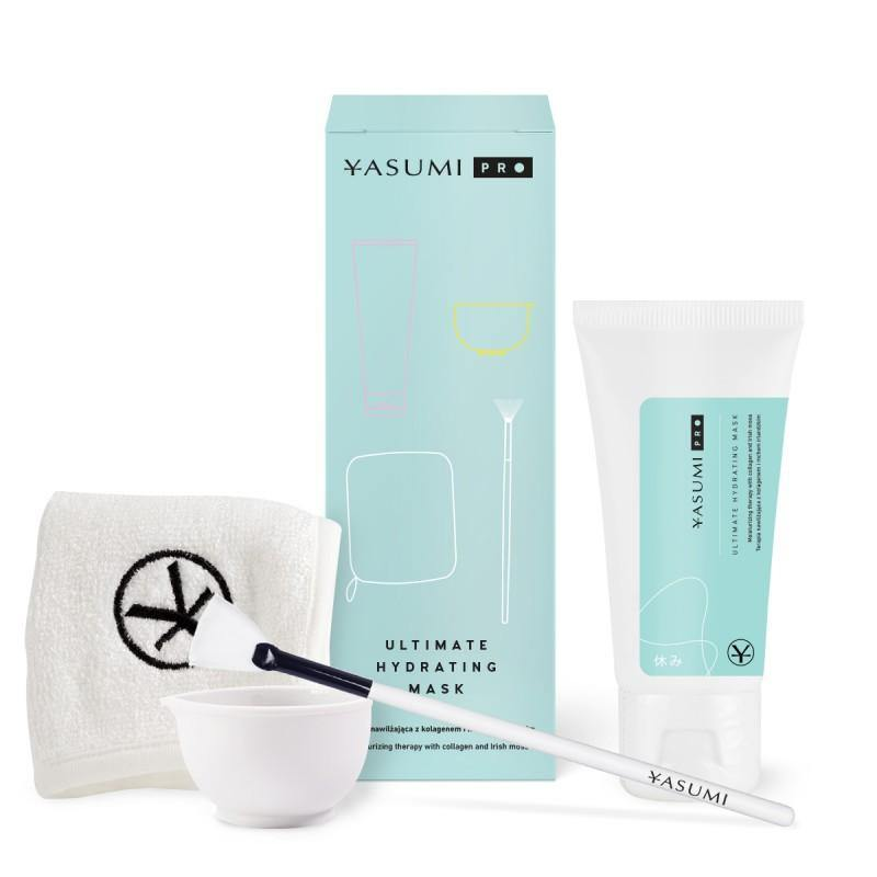 Ultimate Hydrating Mask YASUMI
