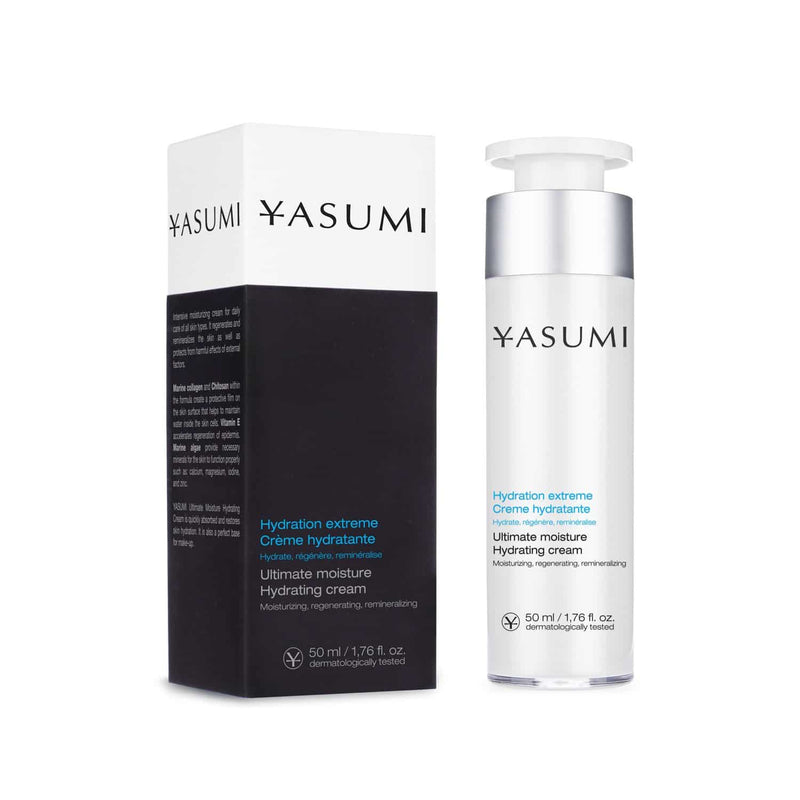 Ultimate Moisture Hydrating Cream YASUMI