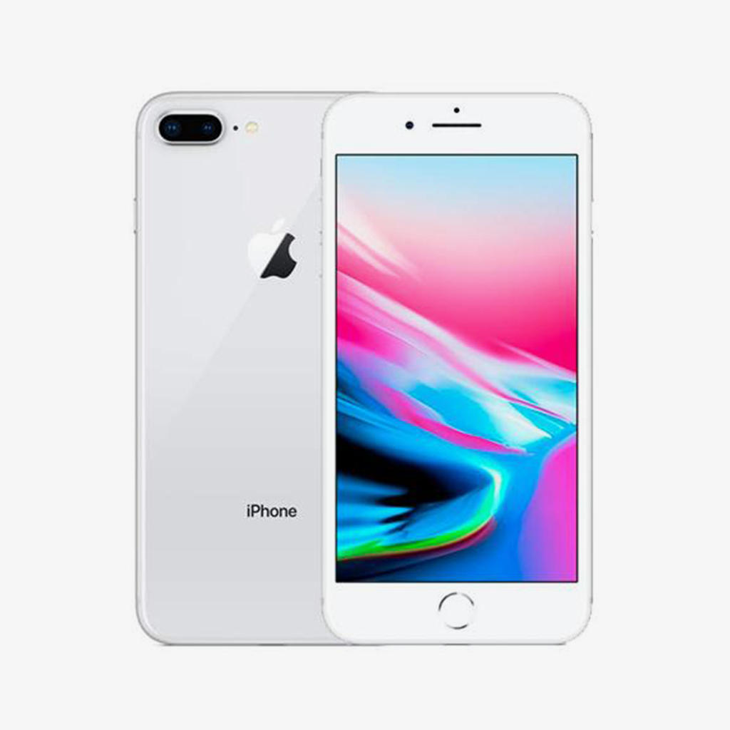 iPhone 8 Plus 64GB Plateado