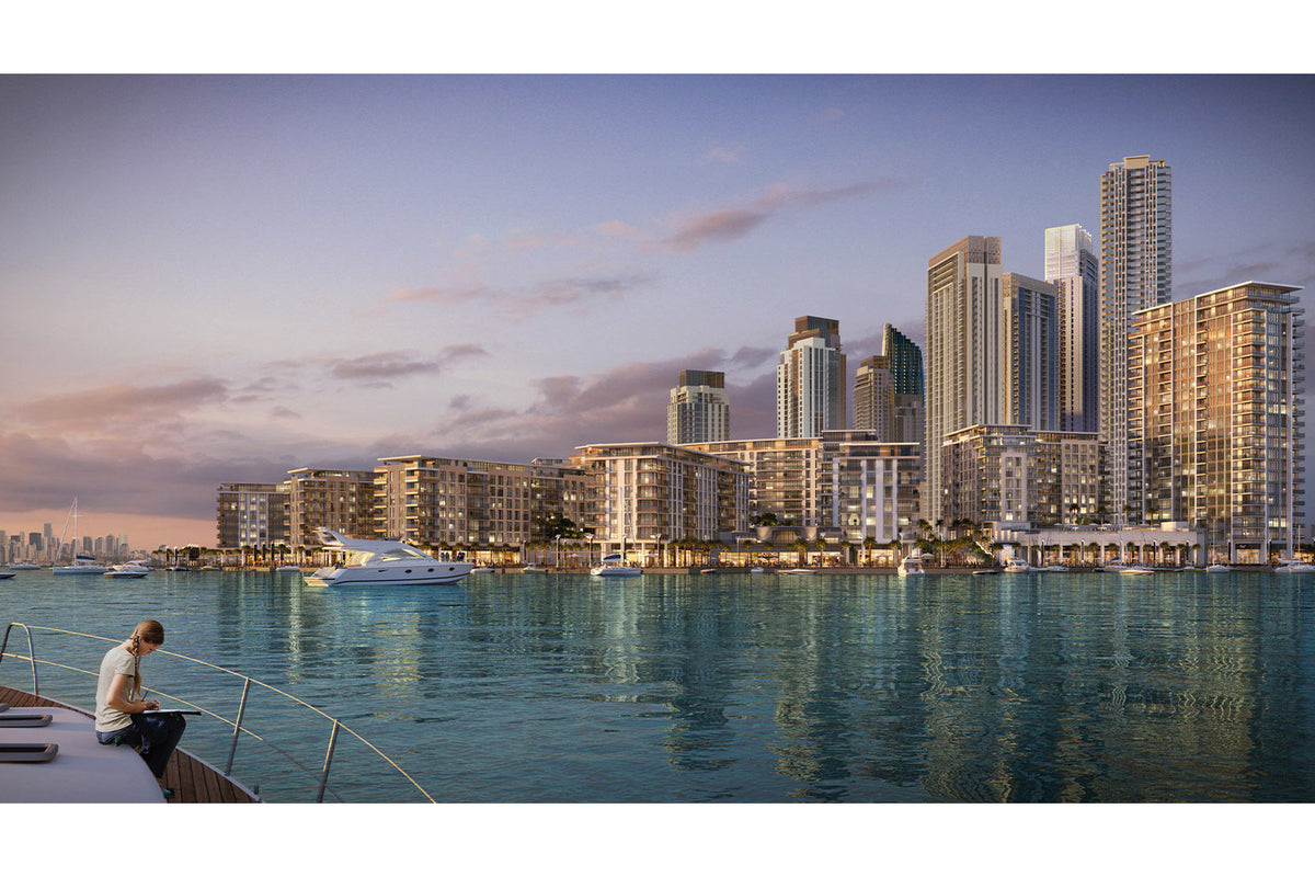 2 Bedroom | The Cove | Dubai Creek Harbour
