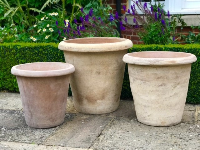 Como Frostproof Terracotta Planter - Preorder for END MAY delivery