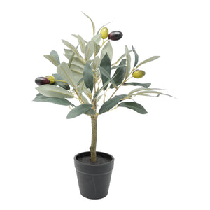 Faux Mini Olive Tree
